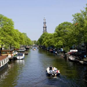 Optické siete a superrýchle dáta pre Amsterdam