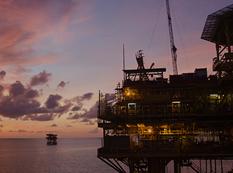 Ropný a plynárenský priemysel