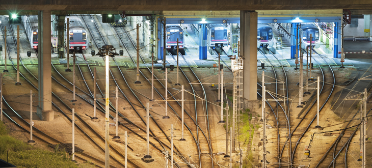 Železničné zariadenia