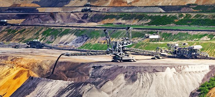 Káble pre banskú infraštruktúru