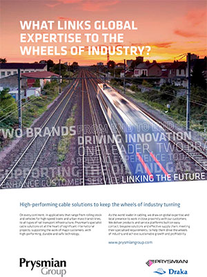 Prysmian Group Railways & Rolling Stock-Ad