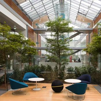 "Nové sídlo koncernu Prysmian v štýle ""smart-working"