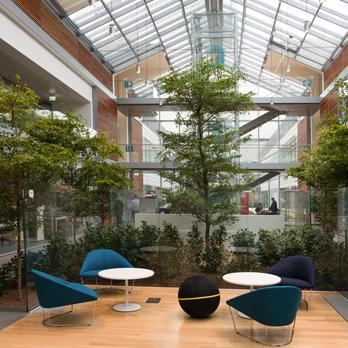"Nové sídlo koncernu Prysmian v štýle ""smart-working"""